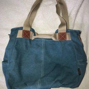 Handbags - Blue bag